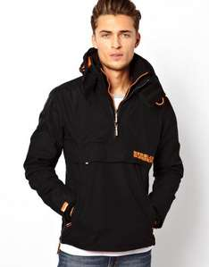 Superdry Arctic Pop Cagoule Jacket for £35 @ Asos