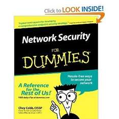 Network Security For Dummies -- eBook (usually $22.99) FREE for a limited time!