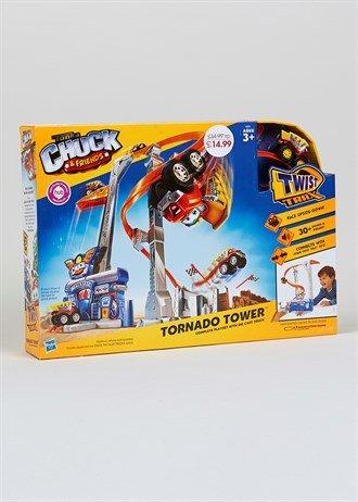 Tonka Tornado Tower Playset  Now £7.50 Was £14.99@matalan