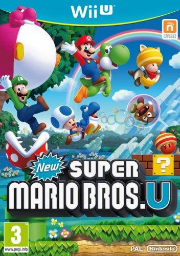New Super Mario Bros. U Wii U @ Rakuten/Gameseek - £12.73