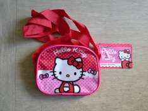 Hello Kitty Small Bag 99p @ 99p Store