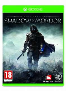 Middle-Earth: Shadow of Mordor Xbox One £27.85 Delivered from Amazon
