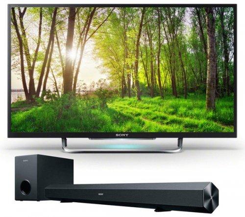 """SONY KDL50W829 50"""" TV with free soundbar £729 @Currys or £635 with few tricks"""