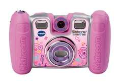 Vtech Kidizoom Twist Plus Camera (Pink) £33.32 @ Boots (free click & collect)