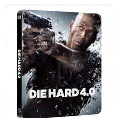 Die hard 4.0 / Universal Soldier: Day of Reckoning STEELBOOK blu ray £4.99 each delivered @ zavvi