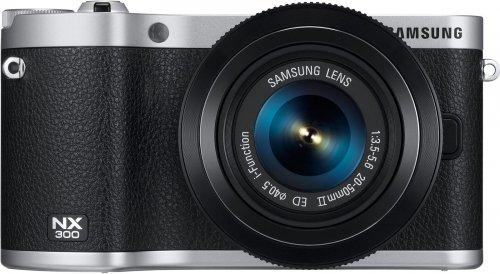 Samsung NX300 Compact System Camera Black @ Argos on eBay