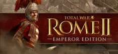 Total War: Rome II Emperor Edition (Steam Key) £6 using code @ GMG