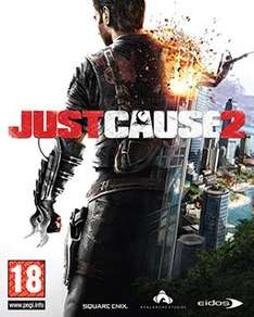 Just Cause 2 - PC Download - £2 with code @ Greenman Gaming