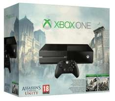 XBOX One plus 4 games £319.99 @ Game