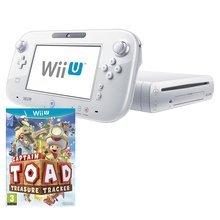 Wii U Basic Console + Captain Toad Treasure Tracker - £169.85 - Shopto