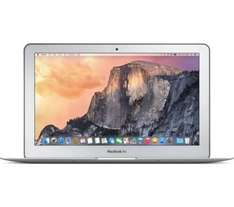 """Stack codes in store Macbook Air 11"""" for £460 using O2 Priority Moments @ Currys"""