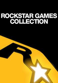 Rockstar Games Collection £23.99 on Direct2drive.com