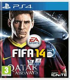 fifa 14 PS4 preowned for £7.99 @ game
