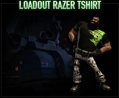 Loadout - Razer T-Shirt