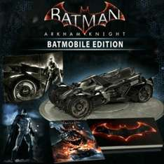 Batman Arkham Knight Batmobile Edition exclusive to Game £170