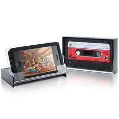 Stocking filler :D Retro Cassette Case And Cover For iPhone 3G RRP £12.99 now 99p @ FindMeAGift