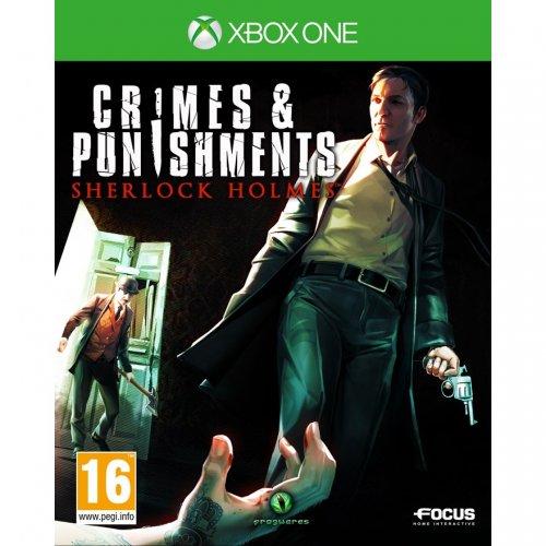 Crimes & Punishments: Sherlock Holmes Xbox One Instore only £19.99 @ smyths toys