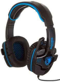 Sades Sa-708 Game Headset Sold by Amdoe and Fulfilled by Amazon £10.95