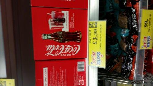 Coca Cola set. £3.99 @ Home Bargain