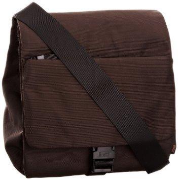 Jost Unisex Adult Soho S Messenger Bag Brown £10.39 @ Amazon
