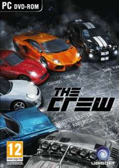 The Crew PC Game Download £19.99 @ GAME.co.uk