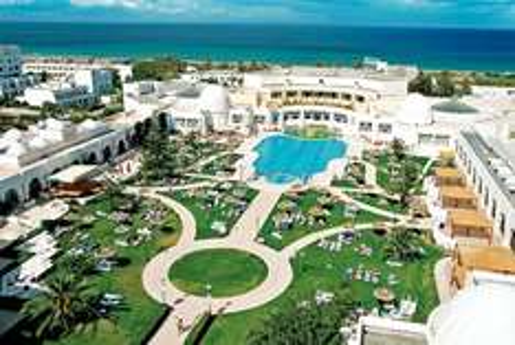 Tunisia 7 nights, halfboard, Tej Marhaba hotel, from Gatwick (11,18,25.2) £260 per couple @ Thomas Cook