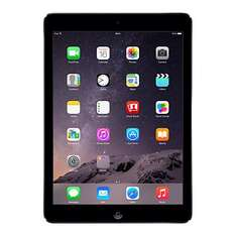 "Apple iPad Air, Apple A7, iOS 8, 9.7"", Wi-Fi, 16GB, Space Grey £319 At John Lewis"