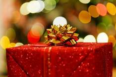 Free roll of gift wrapping paper with any purchase @ The Works (instore only)