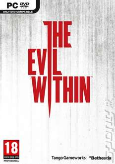 Evil Within (Steam) 24 hours only - £9.52 with code GMG
