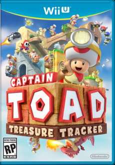 Captain Toad £34.99  (Possible £25.49 with  Free £15 Nintendo E-Shop Card + £5 Argos voucher with Amex £25 credit on £50 spending)