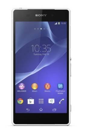 Sony Xperia Z2 UK SIM-Free Smartphone - White - Used - Like New - £236.90 @ Amazon Warehouse