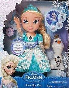 snow glow elsa in stock game seek £34.75