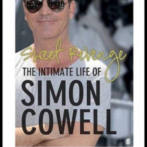 Simon Cowell - sweet revenge book - 10p B&M Doncaster