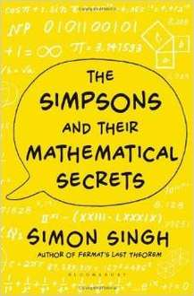 Simon Singh The Simpsons and Their Mathematical Secrets £1.54 on kindle
