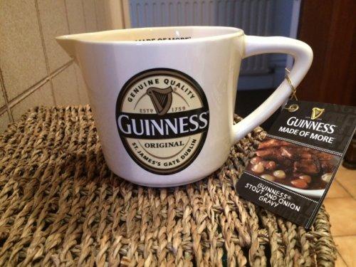 Guinness gravy boat reduced to £2.40 @ sainsburys