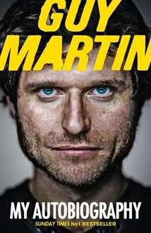 Guy Martin: My Autobiography on Google Play for £2.99