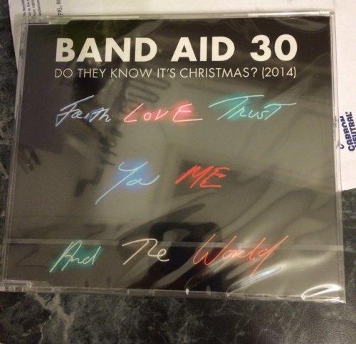 Band aid 30 single free from ASDA Seaham
