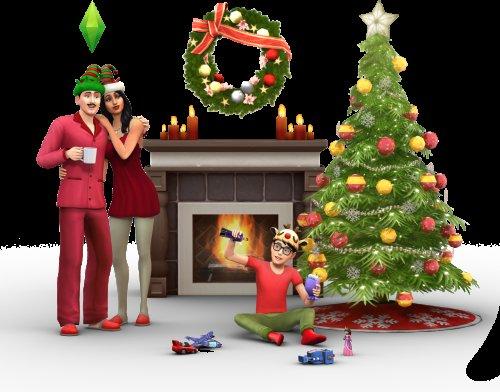 Sims 4 Holiday Celebration Pack
