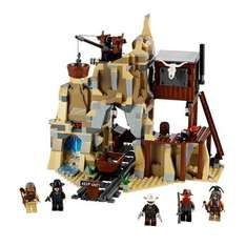 Lego 79110 Lone Ranger Silver Mine Shootout £29.96 @ Toys R Us