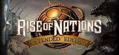 Rise Of Nations Extended Edition £3.74 @ Steam