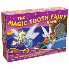MAGIC TOOTH FAIRY GAME £7.99 @ JOHN LEWIS. FREE CLICK AND COLLECT.