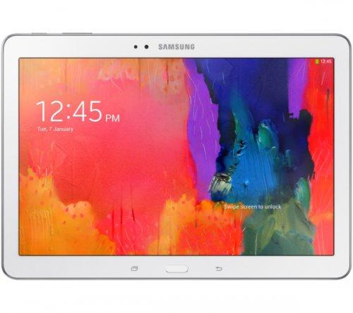 "SAMSUNG Galaxy TabPRO 10.1"" Tablet - 16 GB, White @ pc world £229.99"