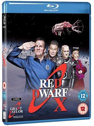 Red Dwarf X (Blu-Ray 2 Discs) £5.99 @ BBC Shop (inc delivery)