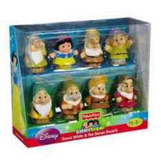 Fisher price Snow White and seven dwarves gift set £9.96 @ Toys R Us