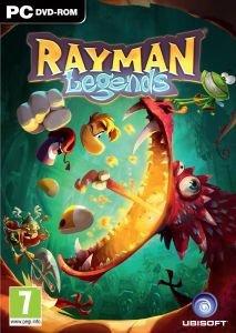 Rayman Legends (PC DVD-ROM) £7.98 Free Delivery @ Zavvi