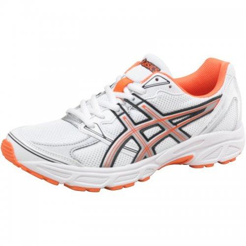 Asics Womens Patriot 6 Neutral Running Shoes White/Platinum/Nectarine  SIZE 4,5,6,7  £19.98 (£15.99 + £3.99 delivery)  @  mandmdirect.com