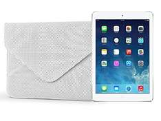 Acme Wallet White Tablet iPad PU Leather £1 - Sold by Electro Tycoon and Fulfilled by Amazon (Add on Item)