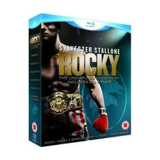 Rocky: The Complete Saga (all 6 films) on Blu Ray £12 delivered from Play.com/FoxDirect