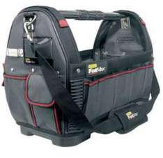 "Stanley Fat Max 18"" Open Tote Bag £19.99 @ Homebase instore"