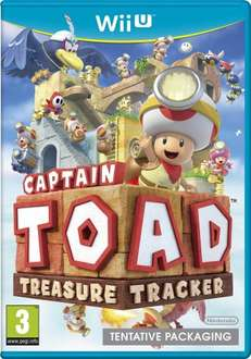 Captain Toad: Treasure Tracker Wii U £28 @ Amazon